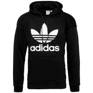 Adidas Kapuzenpullover schwarz 40