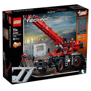 LEGO® Technic Geländegängiger Kranwagen, 42082
