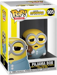 Minions - Pajama Pyjama Bob 905 - Funko Pop! - Vinyl Figur