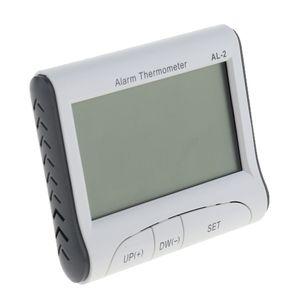 Digital Aquarium Thermometer Aquarium Temperaturanzeige Stil 3-Sonde Farbe Style 3-Probe