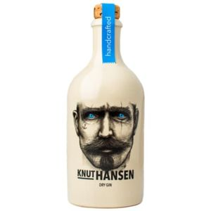 Knut Hansen Dry Gin 0,5 l - 4anchors kiez distillers
