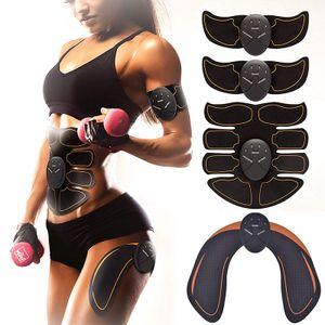 Muskelstimulator EMS Smart Hip Trainer Drahtloses Gesäß Bauchpolster Arm Bein Toner Fitness Body Shaper Unisex Workout Equiment