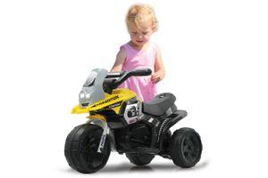 Jamara Ride-On E-Trike Racer gelb ,460226