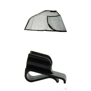 Robuste Golftasche Regenschutz Wasserdicht Schubkarre Regenmantel Putter