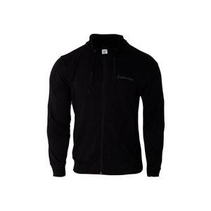 Calvin Klein Underwear Full Zip Sweatshirt Black S