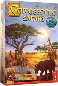 999 Games brettspiel Carcassonne: Safari