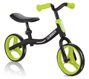Globber Laufräder 2 Räder Go Bike loopfiets 10 Zoll Junior Schwarz/Grün