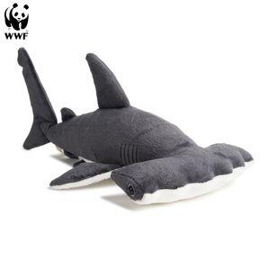 WWF Plüschtier Hammerhai (38cm) lebensecht Kuscheltier Stofftier Plüschfigur Hai
