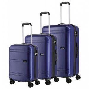 Travelite Yamba 4-Rollen Kofferset 3tlg.