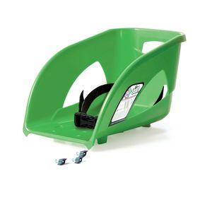 abnehmbarer Sitz zum Prosperplast Schlitten und Bobs grün