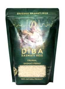 DIBA Basmati Reis, Original 907g (2lbs)