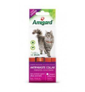 Amigard Parasiten-Schutzband für Katzen