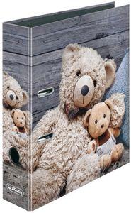 Herlitz Motivordner maX.file Teddys DIN A4