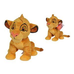 stofftier Disney Simba junior 25 cm Plüsch orange