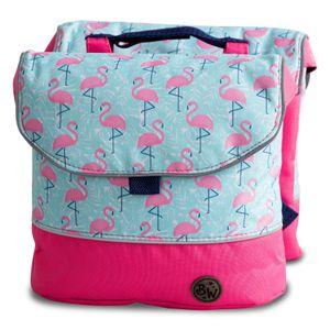BAMBINIWELT Gepäcktasche, Gepäckträgertasche für Fahrrad, Fahrradtasche für Kinder, wasserabweisend, Modell 25
