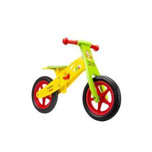 Fahrrad aus Holz Lizenz WINNIE DER PÜSCH