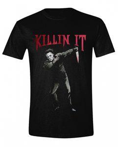 Halloween - Killin' It Men T-Shirt für Horror Film Fans Größe: XL