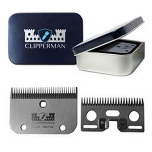 Clipperman CLA22 Qualität Stahl-Klingen Set TL4015 (Einheitsgröße) (kann variieren)