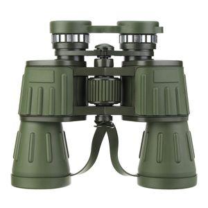 60x50 Zoom Fernglas Binokular Fernrohr Set Outdoor Feldstecher Jagd HD Militär