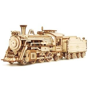 ROKR 3D-Holz-Puzzle Prime Steam Express