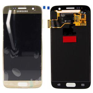 Samsung G930F Galaxy S7 - Original Ersatzteil - LCD Display / Touchscreen - Gold