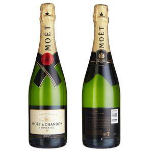 Moët & Chandon Impérial brut Champagner | 12 % vol | 0,75 l