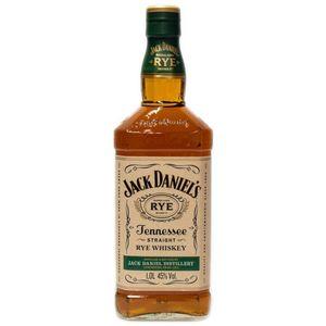 Jack Daniels Rye 1,0l, alc. 45 Vol.-%, USA Tennessee Whiskey
