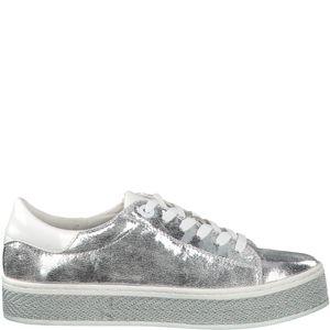 s.Oliver Sneaker in Silber, Größe