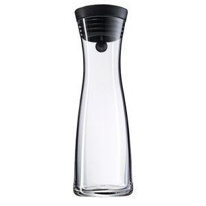 WMF 0617706040 Basic Wasserkaraffe 1 Liter schwarz