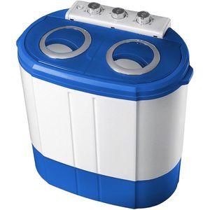 Steinborg Mini Waschmaschine + Wäsche Schleuder   bis 3 KG   Camping Waschmaschine   Mobile Waschmaschine
