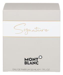 Mont Blanc Signature Eau de Parfum 50ml Spray