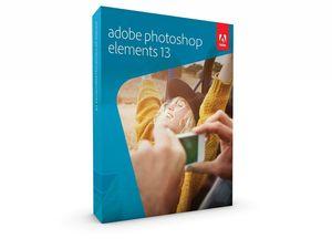 Adobe Photoshop Elements - (V. 13 ) - Box-Pack (Upgrade) - 1 Benutzer - Win, Mac - Französisch