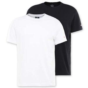 Champion 2er Pack Crewneck T-Shirt - Gr. L