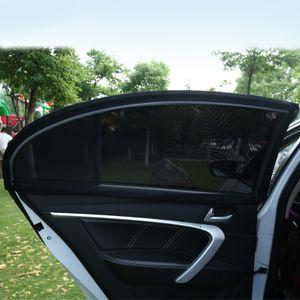 Kinder Auto-Sonnenschutz(2 Stück), Auto Sonnenschutz | Selbsthaftende Sonnenblenden für Seitenfenster, blockt mehr als 98% der schädlichen UV-Strahlung, Baby Autosonnenschutz passt universell