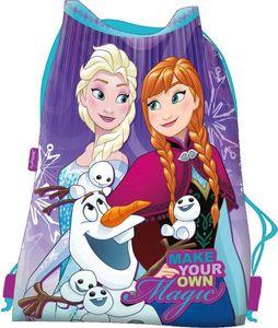 Disney Frozen / Die Eiskönigin Schuhbeutel Turnbeutel Gymnastiktasche Sportbeutel