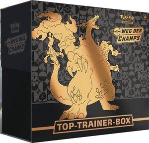 Pokemon Top-Trainer-Box SWSH 3.5 Weg des Champs
