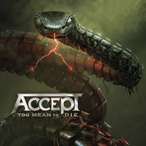 Accept - Too Mean To Die - Compactdisc