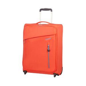American Tourister Upright 55 cm Litewing mit 2 Rollen Polyester Small 55 x 40 x 20 cm (H/B/T) Unisex Kabinengepäck 40 Liter