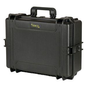 Raaco Transportkoffer Flightcase 5 schwarz 738026