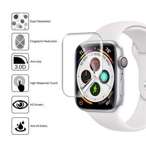 Apple Watch iWatch Series 6 / Watch SE 40mm NANO Panzerfolie Display Schutz Folie Screen Protector Schutzglas Panzerglas Full-Screen