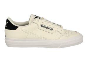 adidas Originals Sneaker Continental 80 Vulc Beige-Weiß / Schwarz, Größe:44