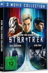 STAR TREK - Three Movie Collection (DVD) Min: 366DD5.1WS 3Disc, Filme: 111213