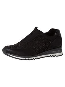 Marco Tozzi Damen Sneaker schwarz 2-2-24710-26 F-Weite Größe: 36 EU