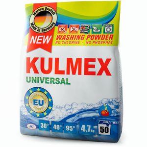 KULMEX® - Vollwaschmittel Pulver, 2-er Pack (1 x 100 Waschladungen)