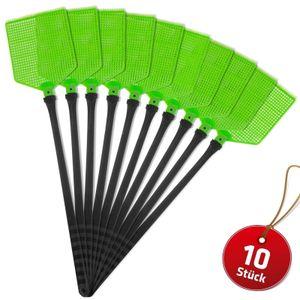 Fliegenklatsche 10er Set