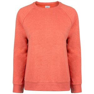 ONLY Damen Sweatshirt onlLINDA, Farbe:coral, Größe:M