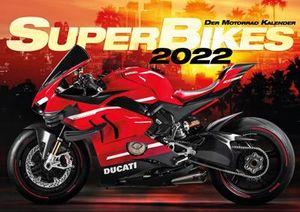 Motorräder 2022 - Der Motorradkalender