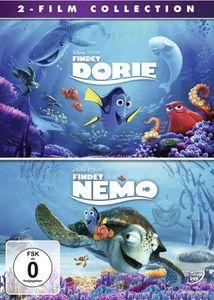 Findet Nemo & Findet Dorie DVD