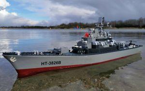 2,4 Ghz RC Schlachtschiff MISSOURI ferngesteuertes Kriegsschiff Schiff Boot Zerstörer