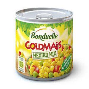 Bonduelle Mexiko Mix Gemüse aus Erbsen Mais und Paprika 425ml